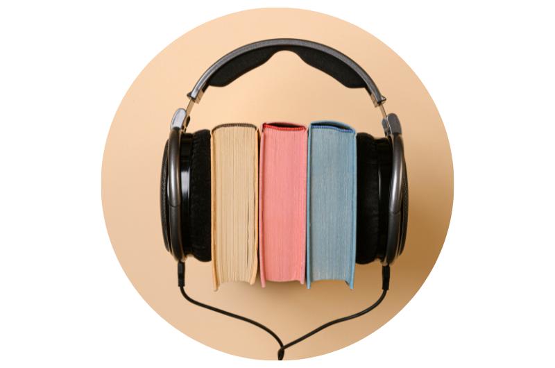 Audiobooki on-line